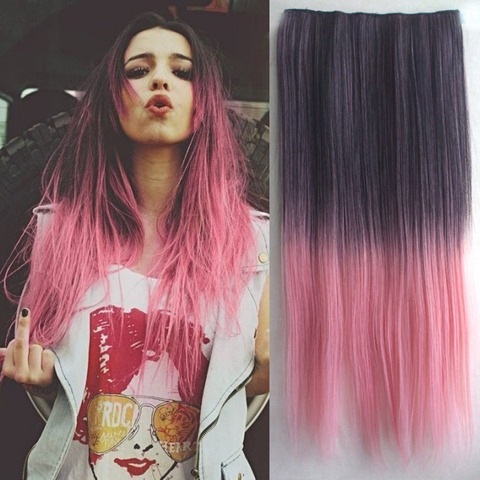 Hair Extensions for Halloween