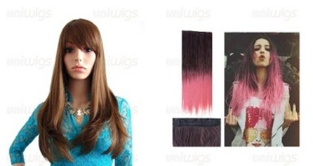 UniWigs wigs and hair extensions