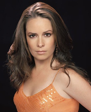 Holly Marie Combs- Long face