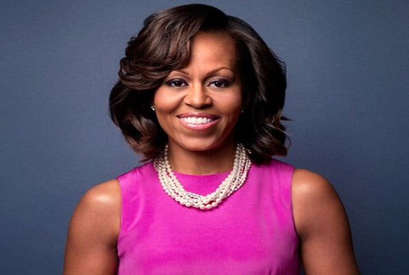 Tremendous Get The Look Michelle Obama39S Hairstyles Uniwigs Official Blog Short Hairstyles For Black Women Fulllsitofus