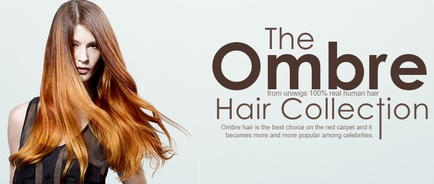 The Ombre Hair Collection