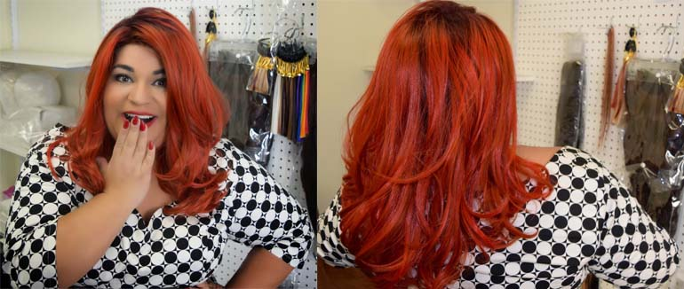 Customer Voice for Uniwigs Red Mermaid Ariel Sythentic Wig