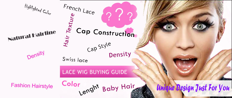 POPULAR BENEFITS OF A CUSTOM MADE LACE WIG UNIT