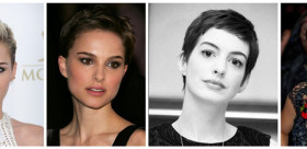 The Forever Trendy Short Hair Style: The Pixie Cut