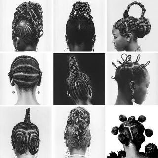 AFRICA HAIR TRANDITION