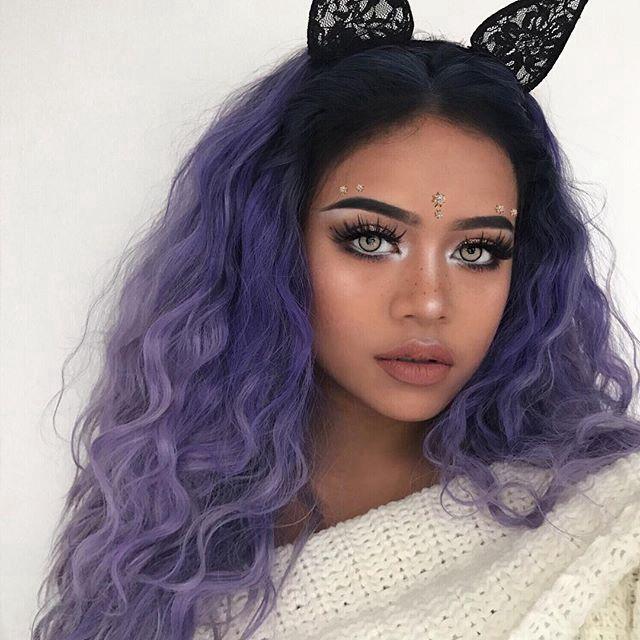Lavender Wigs