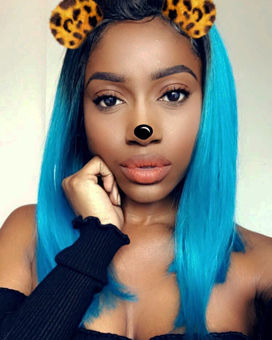 UniWigs Blue Wigs Review