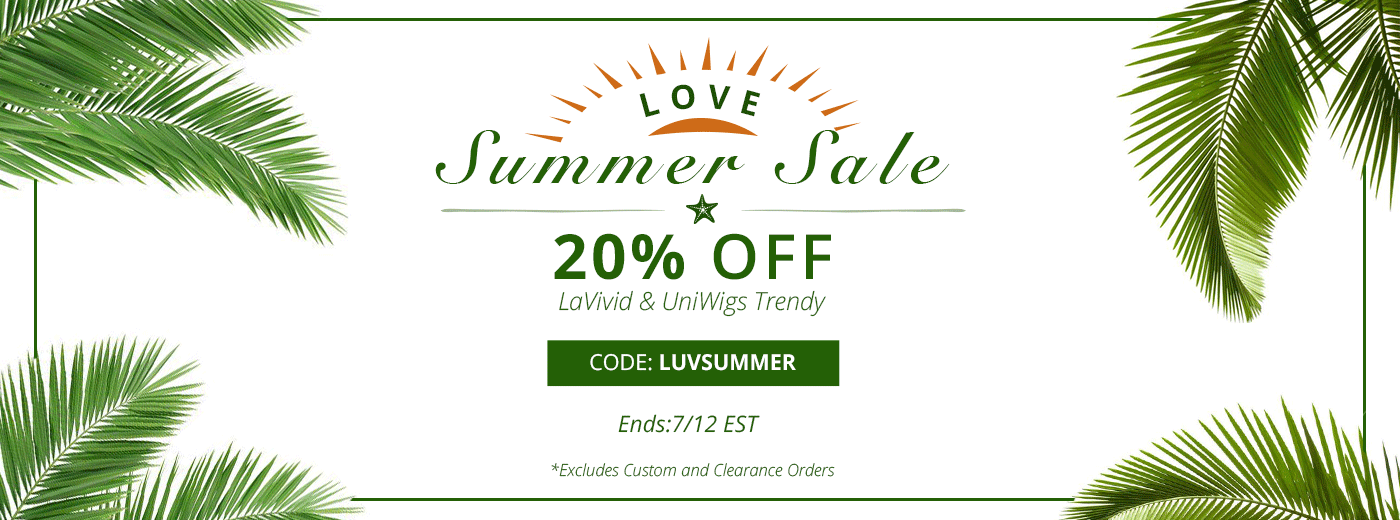UniWigs Summer Sale 2017