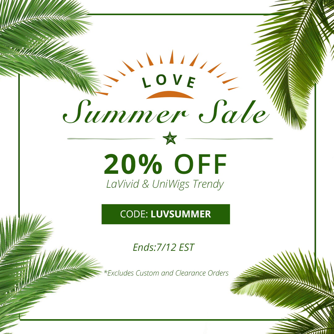 UniWigs 2017 Summer Sale