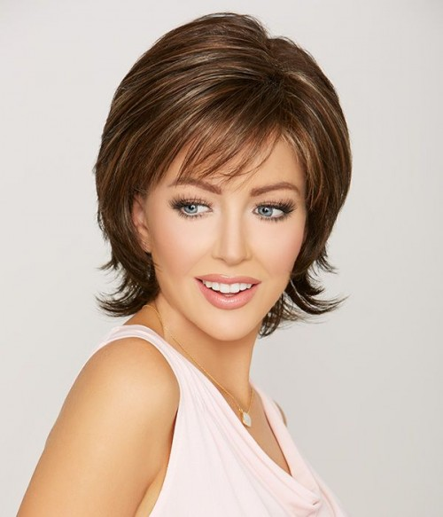 Enjoy cool summer short hairstyle lavivid #LisaWig