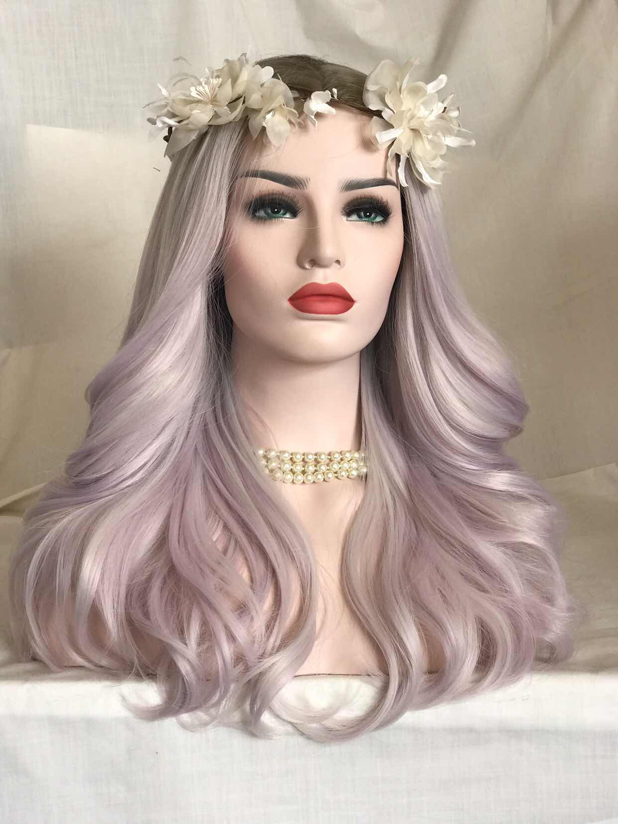 2017-uniwigs-trendy-new-arrival-ombre-lilac-wigs 02
