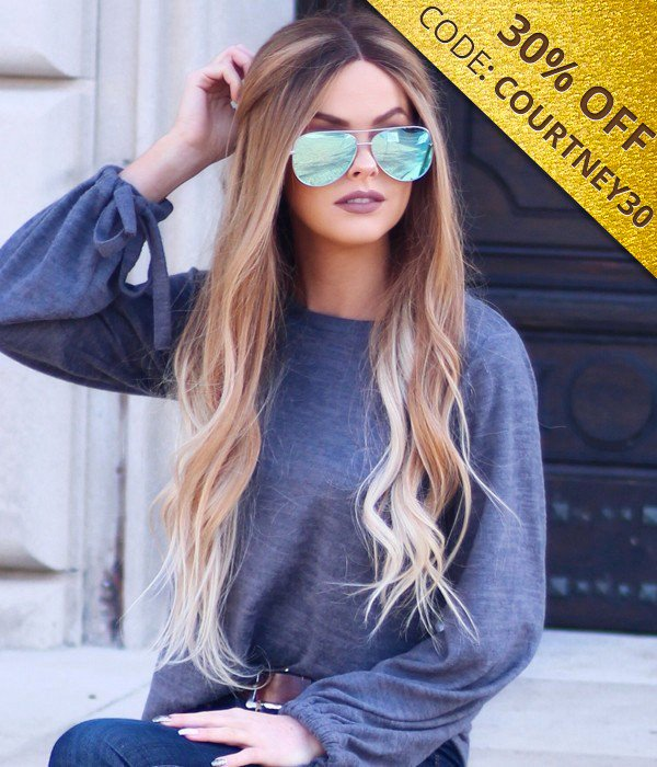 lauren-conrad-wave-remy-human-hair-ombre-color-lace-wig