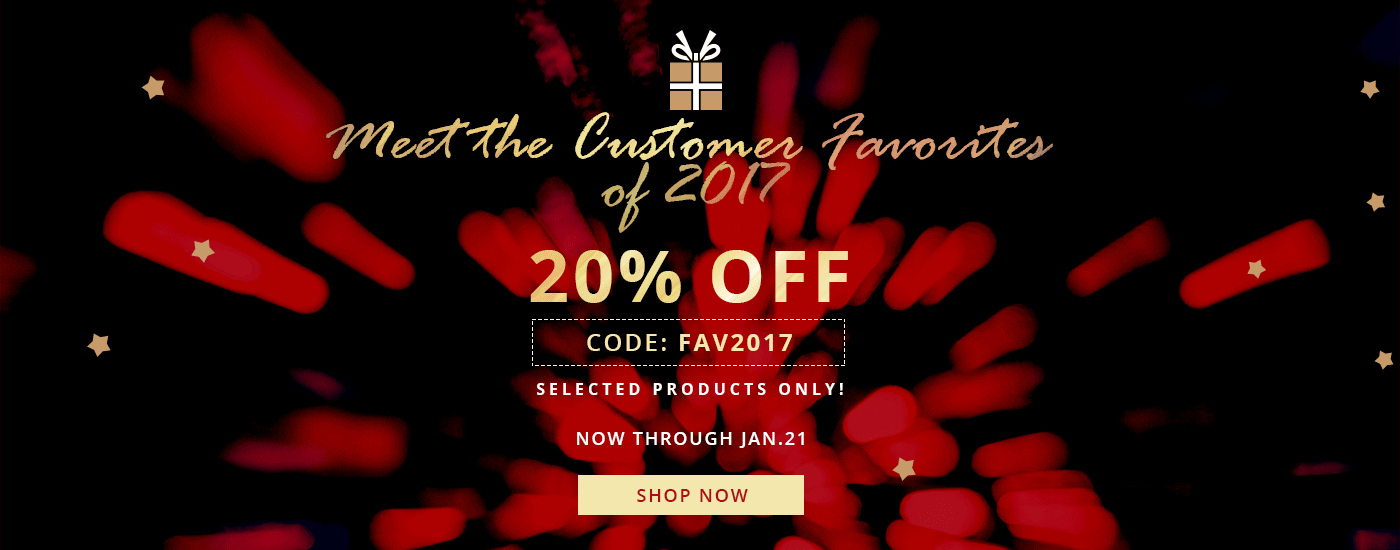 meet the customer favorites 2017