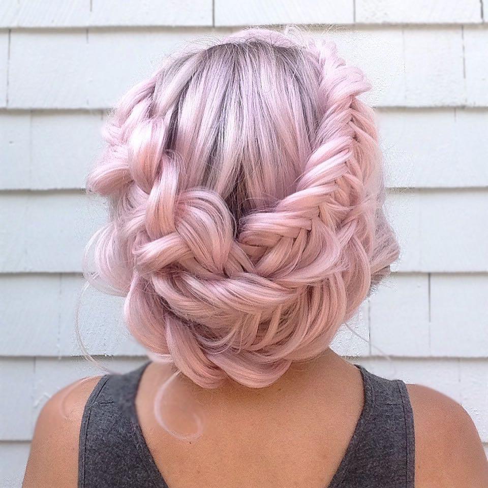 Basic 3 strand braids